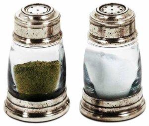 pepper & salt