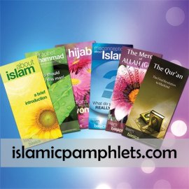 click to obtain free islamic pamphlets
