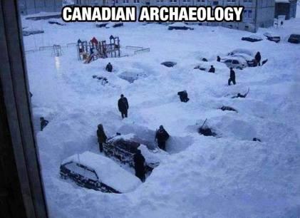 canadian archeology