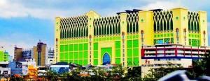 jakarta mall with musalla