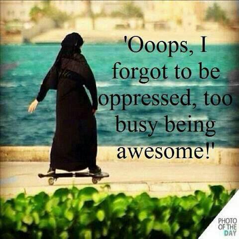 awesome hijabi