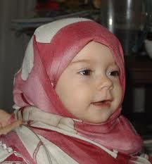 english muslim baby