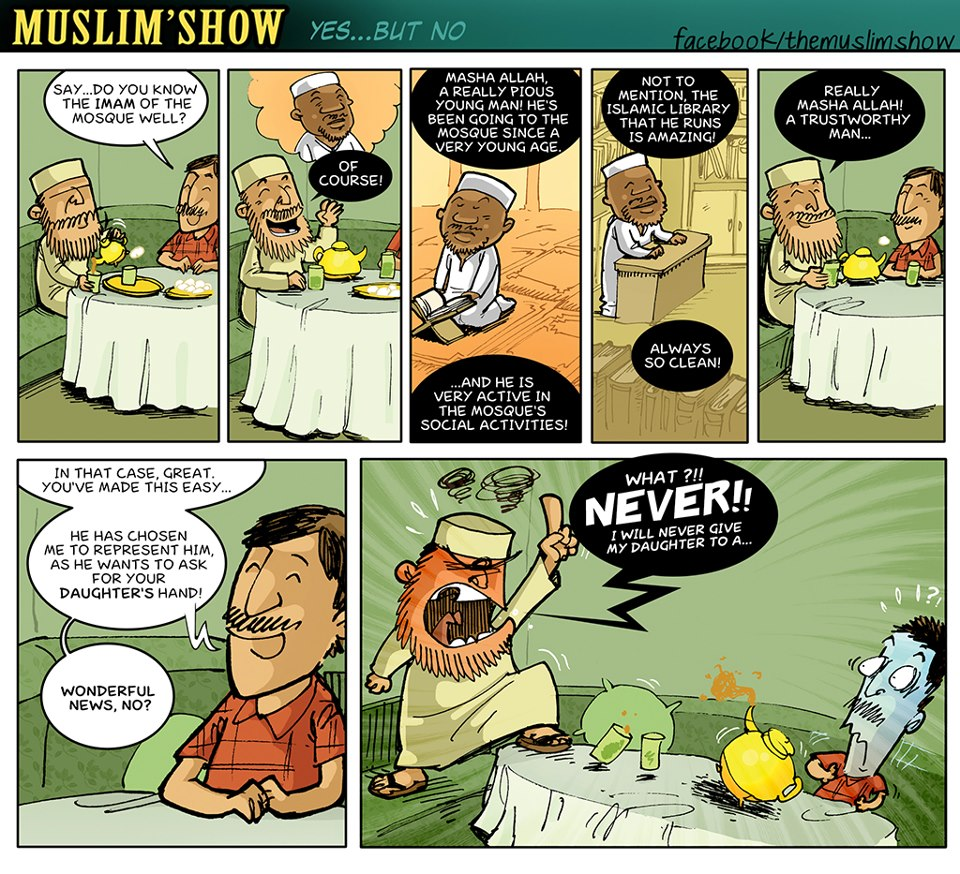 the muslim show comics amp life with the ahmad family
