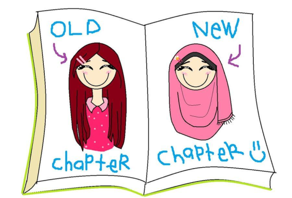 old me, new me