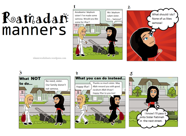 ramadan comics 1