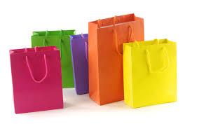 shopping bags by saina