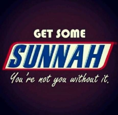 sunnah snickers bar