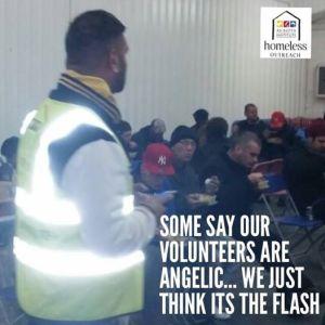 volunteer muslim