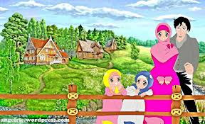 muslim family farm