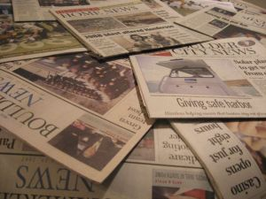 Old-newspapers