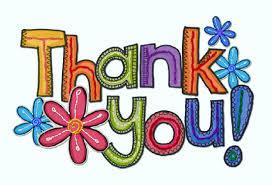 We thank youGod
