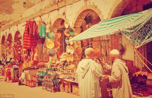 arabian bazaar men