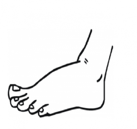 foot story for muslim kids