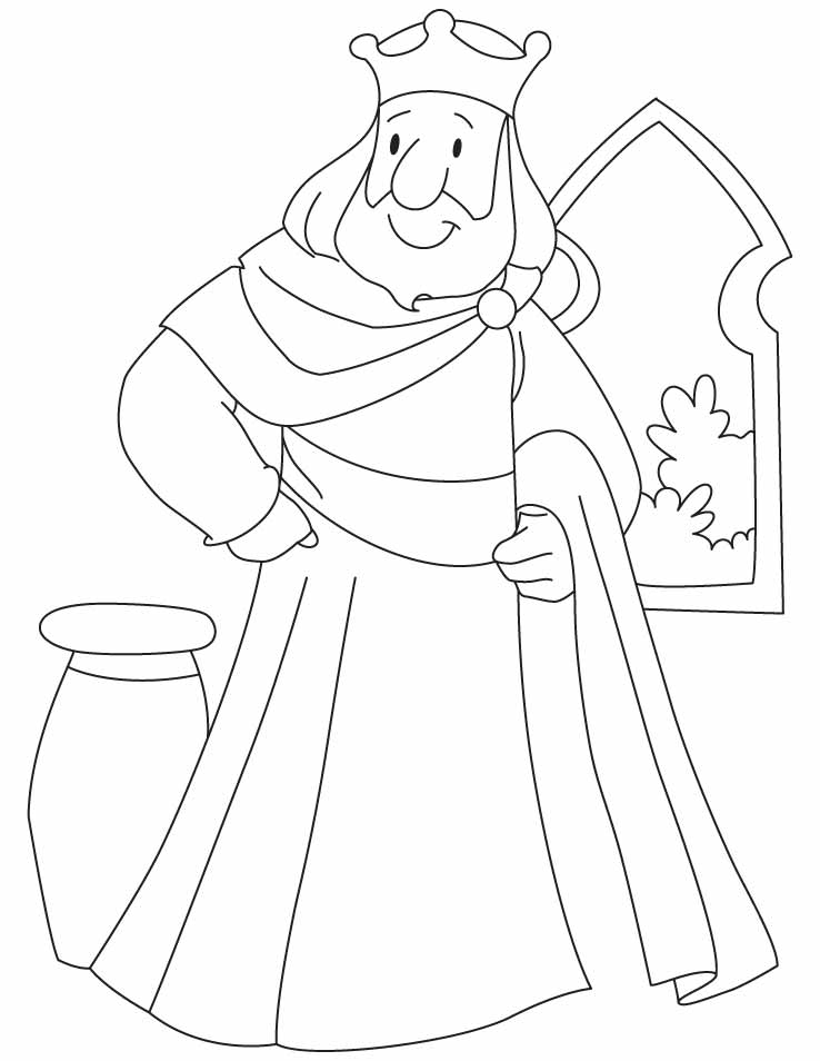 jehoshaphat bible coloring pages - photo#25