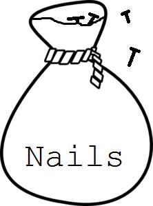 bag of nails