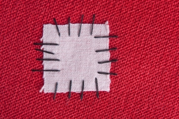 a patch