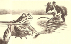 The Mouse And The Frog